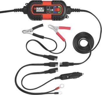 Stabilisateur de batterie Black & Decker BDV090 (6 / 12 V DC)