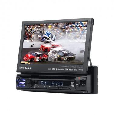 "Autoradio Muse M-728DR (avec écran 7"" LCD HD)"