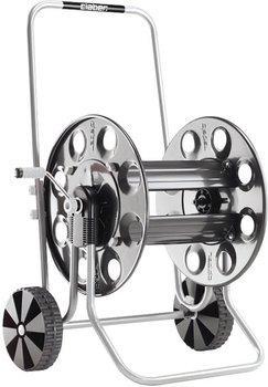 Dévidoir sur roues Claber Metal Gemini (130 m)