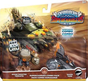 Sélection de packs combos Activision Skylanders: SuperChargers en promotion - Ex : Shark Shooter Terrafin + Shark Tank