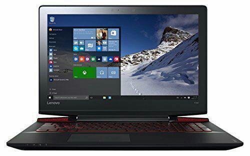 "PC portable 15"" Lenovo Ideapad Y700-15ISK (i5-6300HQ, 8 Go RAM,1 To + 128 Go SSD, GTX 960M)"
