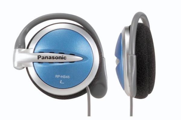 Écouteurs Panasonic RP-HS45 (Frais de port : 6€)