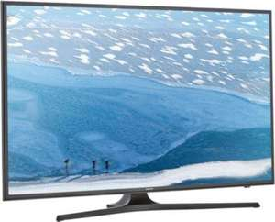 "TV LED 50"" Samsung UE50KU6000KXZF - Smart TV, UHD 4K HDR (Avec ODR de 15%)"