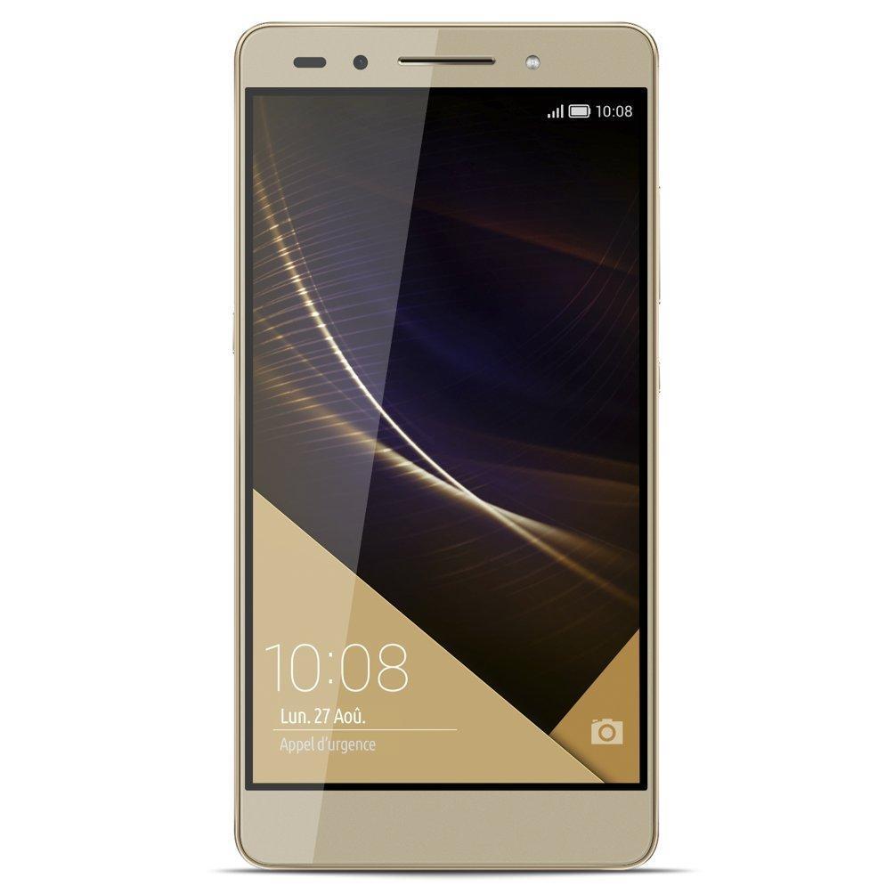 "Smartphone 5.2"" Honor 7 Premium - 32GO, Double Nano-SIM, 4G, Or"