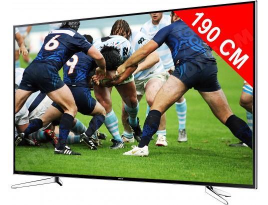 """TV LED 75"""" Samsung UE75H6400 - Full HD, 3D (via 403€ en ODR)"""