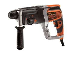 Perforateur pneumatique Black & Decker KD990KA - 850 W