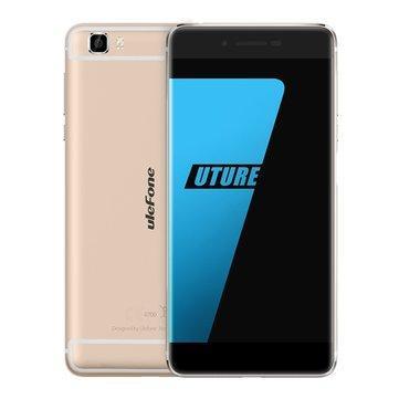"Smartphone 5.5"" Ulefone Future - Mt6755, 4Go de RAM, 32Go, 3090 mAh, double sim"
