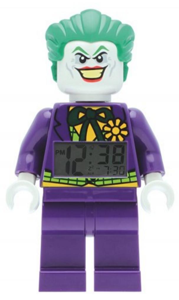 Réveil Lego DC Super Heroes Joker