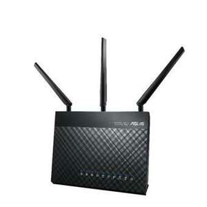 Router WIFI Asus RT-AC68AC1900 Double Bande, Trend Micro Protection