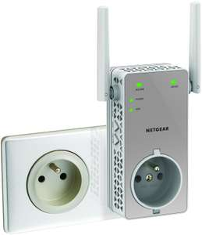 Répéteur Netgear Wifi AC750 (EX3800)