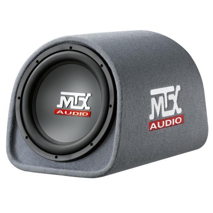 Caisson Tube Bass Reflex MTX RT12AT avec Subwoofer de 30 cm 200W