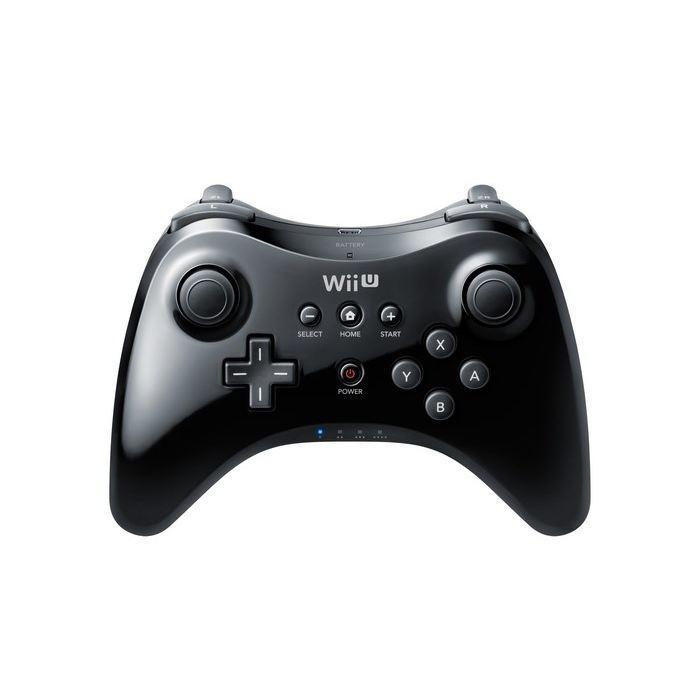 Manette Nintendo Wii U Pro