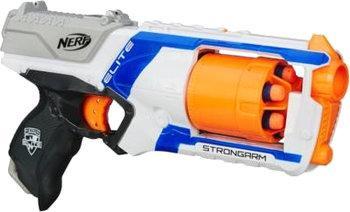 Pistolet à fléchettes Nerf N-Strike Elite XD Strongarm