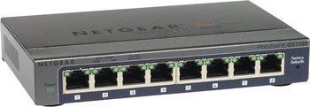 Switch Netgear GS108E-300PES (8 ports)