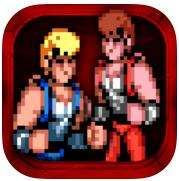 Jeu Double dragon trilogy sur IOS & Android