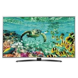 "TV 65"" LG 65UH668V - 4K, UHD, HDR, Smart TV, WebOS 3.0"