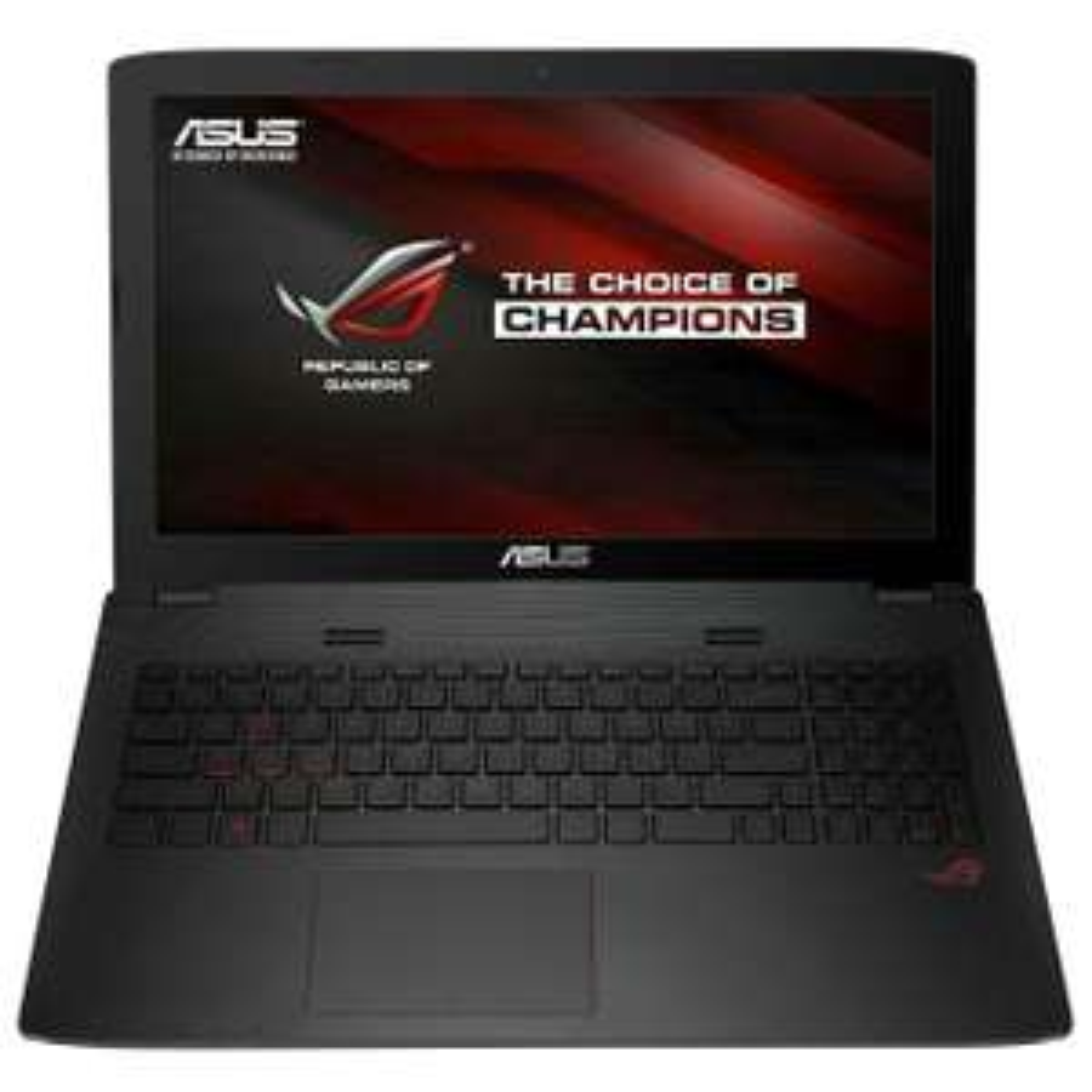 "Pc portable 15.6"" Full HD Asus G552VW-DM814T (i5-6300HQ, 8 Go Ram,  256 Go  SSD, GTX 960M, Windows 10)"