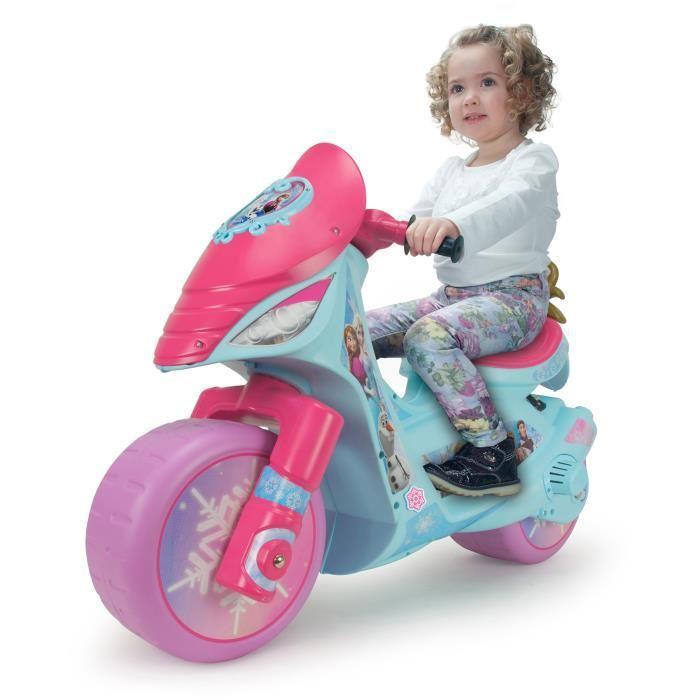 Moto scooter électrique La Reine des Neiges