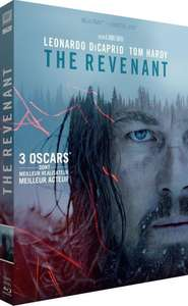 Blu-ray + Digital HD The Revenant