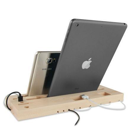 Support multifonction pour smartphone et tablette Olixar