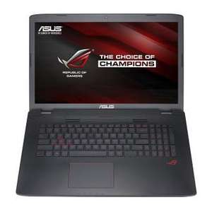 "PC Portable Gamer 17,3"" Asus ROG GL742VW-TY134T : i5-6300HQ, 8 Go RAM, 1 To HDD, GTX960M"