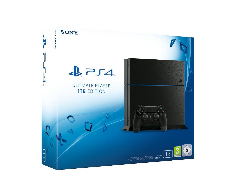 Console Sony Playstation 4 1To (CUH-1216B - Châssis C) - Noir