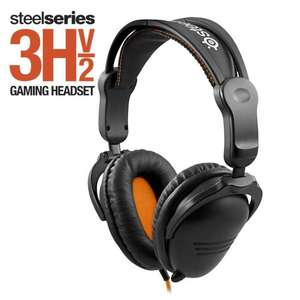 Casque Micro Steelseries 3HV2 - PC / MAC / PS4