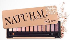 Palette de maquillage Idcolor - 12 couleurs