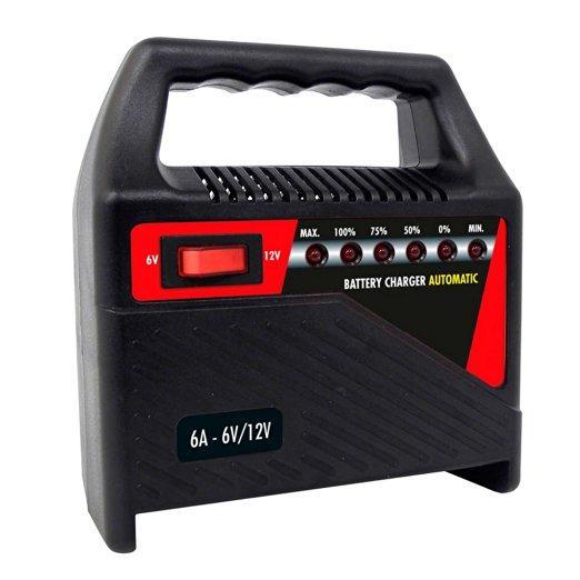 Chargeur de Batterie Carpoint 6A