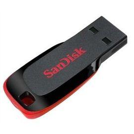 Clé USB 2.0 Cruzer Blade Sandisk 16 Go (Avec remboursement de 10€)