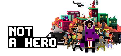 Jeu Not a Hero sur PC (Dématérialisé - Steam)