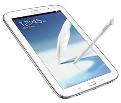 Galaxy Note 8.0 WiFi 16 Go Blanc + Etui à rabat + Carte mémoire microSDHC 16 Go