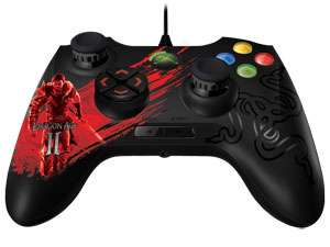 Manette Xbox 360 / PC Razer Onza Tournament Edition - Dragon Age II