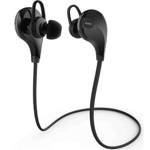 Ecouteurs intra-auriculaires Aukey Sport - Bluetooth 4.1