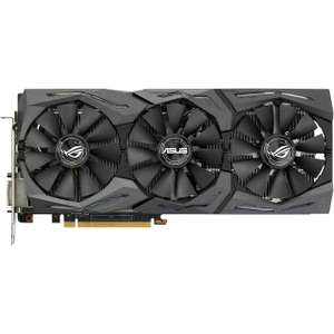 Carte graphique Asus GeForce GTX 1080 Strix Aktiv (16 Go) + Gears of War 4 sur PC