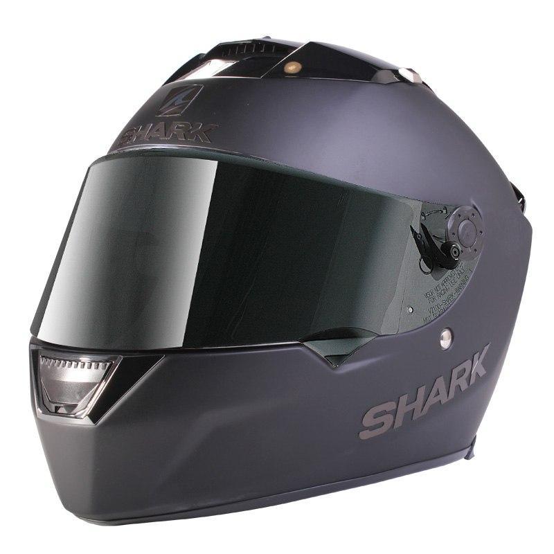 Casque de moto Shark Speed-R Max Vision Dual - noir (XS ou XL)