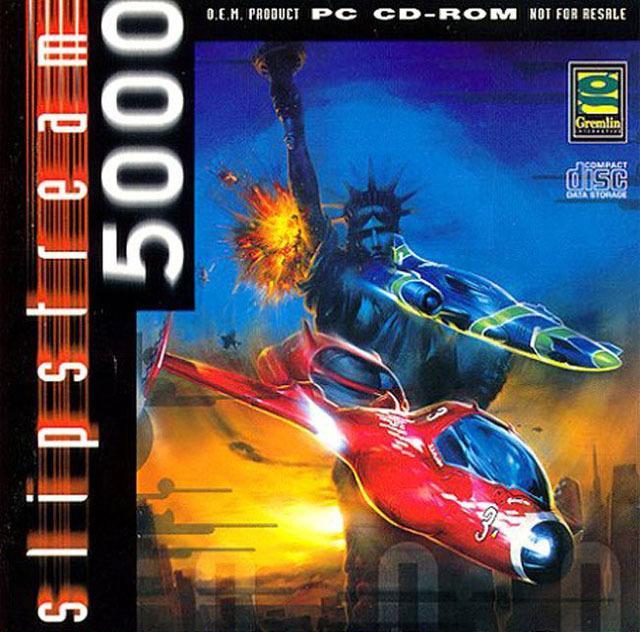Slipstream 5000 sur PC (dématérialisé, Steam)