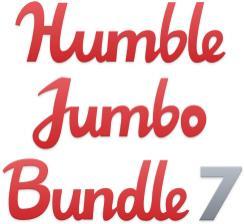 Humble Jumbo Bundle 7 : 3 Jeux sur PC (Dématérialisés - Steam)