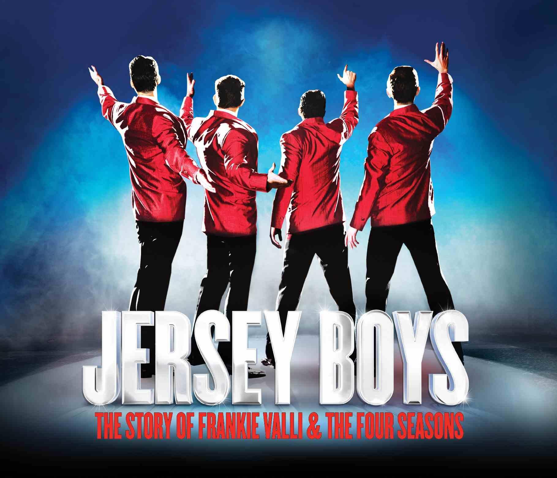 Spectacle Musical Jersey Boys aux Folies Bergères