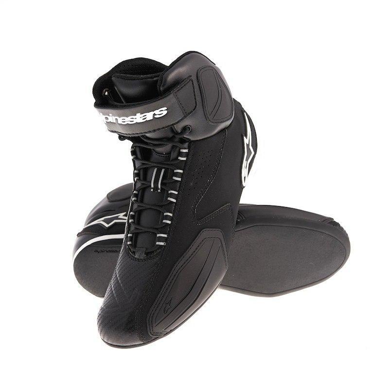 Baskets Alpinestars Faster Black