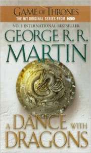 Roman Game of Thrones Version Anglaise Tome 5