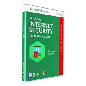Kaspersky Internet Security 2016 Multi device 5 postes / 1 an