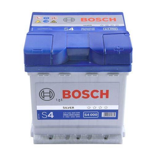 40% de remise fidélité sur les batteries Bosch - Ex : S4000 Silver (12V, 44 Ah)
