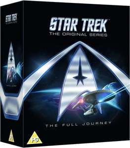 Coffret 23 DVD : Star Trek The Original Series - The Full Journey