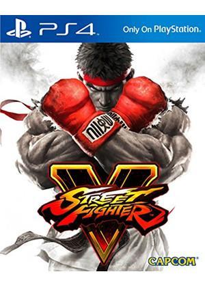 Sélection de jeux vidéo en promotion - Ex : Street Fighter V sur PS4