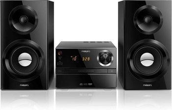 Micro-chaîne Hi-Fi composée Philips MCM2350 - Noir
