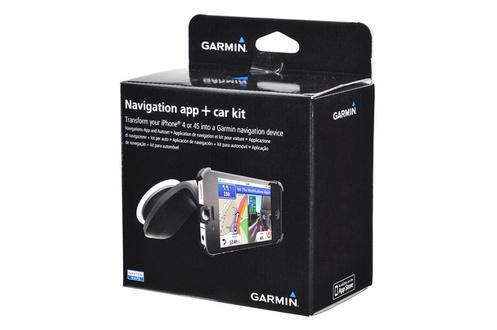 Pack Streetpilot car Garmin (Support + application europe)