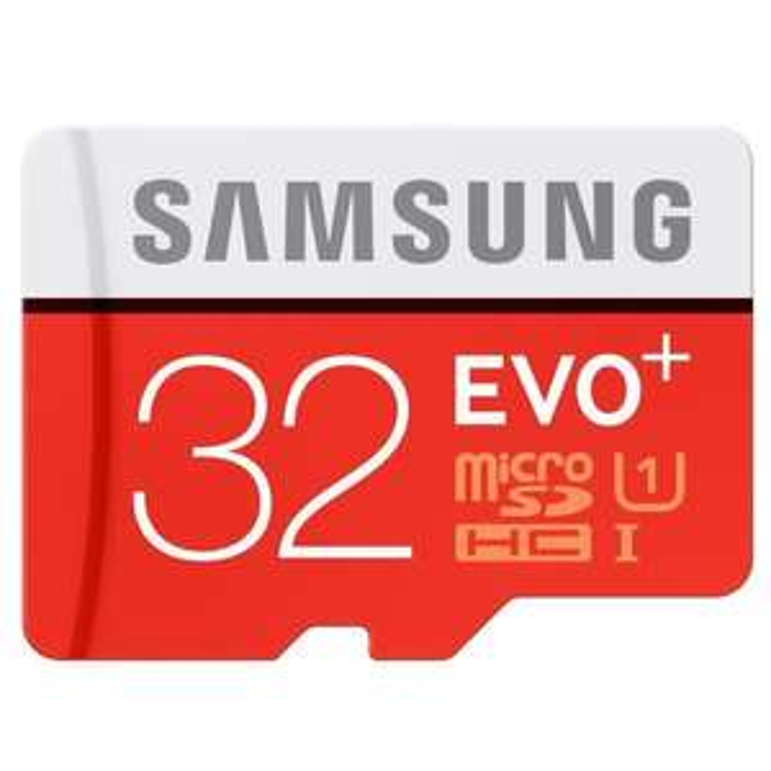 Carte Micro SD Samsung Evo Plus - 32Go
