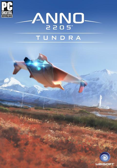 DLC Tundra pour Anno 2205 sur PC (Dématérialisé - Uplay)