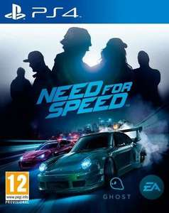 Need for Speed - PS4 et Xbox One